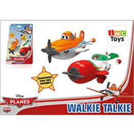 Walkie talkie planes (dusty / chupacabras)