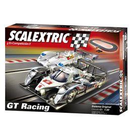 Scalextric c1 gt racing