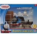 Rompecabezas 12 thomas & friends - 12522018