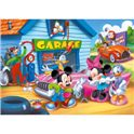 Puz.104 mickey el garage - 06627633