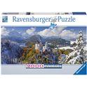 Puz.2000 castillo neuschwanstein panorama - 26916691