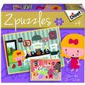Puzzle contes 2 2x20 ricitos de oro - 09569964(1)