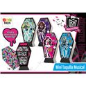 Mini taquillas musicales monster high - 18070277