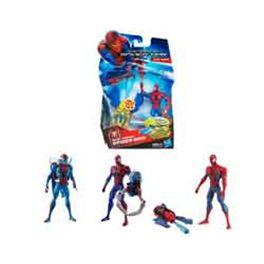 Figuras accion 9 cm. spiderman