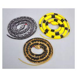 Serpiente 120cm - 3 colores (precio de la unidad)