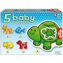Baby puzzles animalitos 12m - 04014864