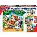 Progresivos animalitos 6+9+12 - 04014867