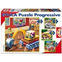 Puz.progresivos vehiculos 12+13+20 - 04014868