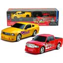 Coche r/c 1:22 2 en 1 (ford f150 | mustang) - 93527415