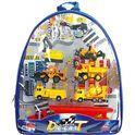 Conjunto vehículos en bolsa (2 surt. construcción - 95130012(1)