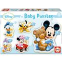 Baby puzzle mickey - 04013813