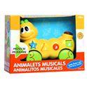 Animalitos musicales 4 surt. castellano - 99865039(2)