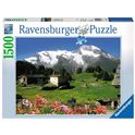 Puzzle 1500 le monal - 26916344