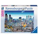 Puzzle 1000 por encima de los tejados - 26919153