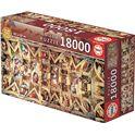 Puzzle de 18.000 piezas capilla sixtina - 04016065