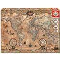 Puzzle 1000 mapamundi - 04015159