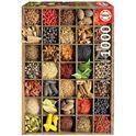 Puzzle 1000 especias - 04015524