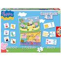 Educa superpack peppa pig - 04015656