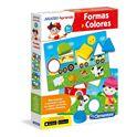 Aprende formas y colores - 06665592