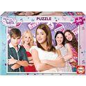 Puzzle 300 violetta - 04015856