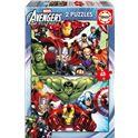 Puzzle 2 x 48 avengers - 04015932(1)