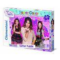 Puzzle 104 glitter violetta - 06620094