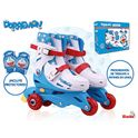 Patin extensible doraemon (tallas 27-30 y 30-33) - 33379543