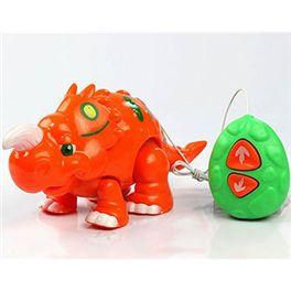 Dino control remoto naranja