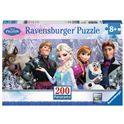 Puzzle 200 frozen - 26912801
