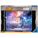 Puzzle 2000 star wars - 26916701
