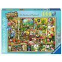 Puzzle 1000colin thompson, the gardener´s cupboard - 26919498