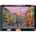 Puzzle 5000 rue de paris - 04016022