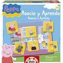 Asocio y aprendo peppa pig - 04016226