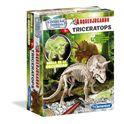 Arqueojugando triceratops fluorescente - 06655031
