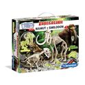 Arqueojugando smilodon+ mammouth fluor - 06655053