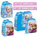 Daypack bols.intercambiables frozen - 75651398