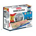 Puzzle 4d barcelona - 47200500
