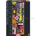 Puzzle 2000 new york pop art - 04016017