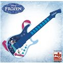 Guitarra electronica c/salida mp3 frozen - 31005388