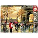 Puzzle 2000 arco de triunfo - 04016778