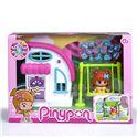 Pinypon minicasitas rosa/blanco - 13030144(5)