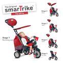 Triciclo splash rojo - 11179452