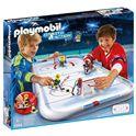 Campo de hockey sobre hielo - 30005594