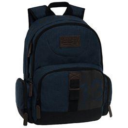 Mochila adap.2c.45cm. worn 73 blue 62925a