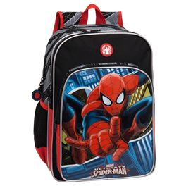 Mochila adap.40cm.2c.spiderman 24524a1