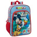 Adaptable backpack 40 cm 45205 mickey play - 75829641
