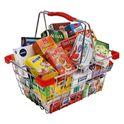 Cesta metalica supermercado - 52004067