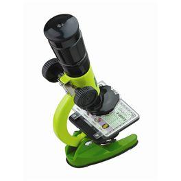 Microscopio animal planet 100x-1200x con maleta