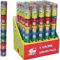 Tubo plastilina 6 colores y accesorios de trabajo - 87606018