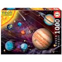 Puzzle 1000 sistema solar - 04014461